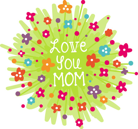 spreads: A mother  work is never done she works from morning until dawn she spreads  her love and keeps you warm but only once a year we say mother we wish you happy mother day