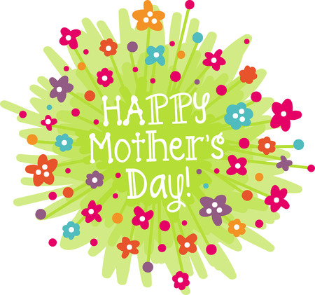 A mother  work is never done she works from morning until dawn she spreads  her love and keeps you warm but only once a year we say mother we wish you happy mother day