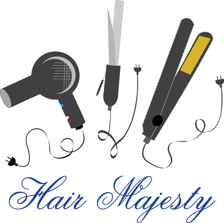 flat iron: Why pay the big bucks at a salon when you can get salonperfect results at home Get Salon quality styling at home itself with this design by Embroidery patterns