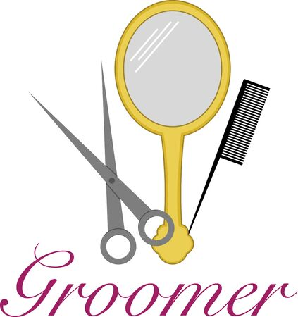 hand mirror: The ultimate grooming tools that perfect for buzzcuts contemporary shortbackandsides looks or maintaining your current hairstyle.