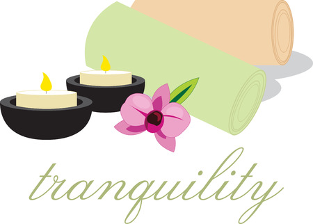 Display these Soft Luxurious  Towel Candle collection from Embroidery Patterns.Sport these Premium Spa Esthetics on all your accessories