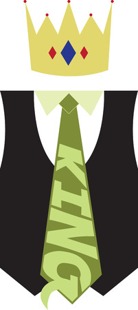 coronation: Add this Tie or wear it to bring some character and classic style to your weekday suits.