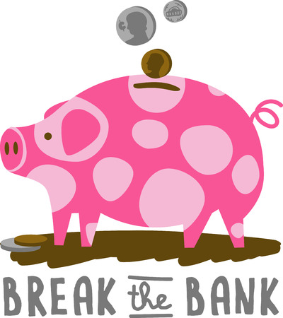 us coin: Saving your coins has never been so fun. Pick most creative piggy banks ever designed by Embroidery patterns.