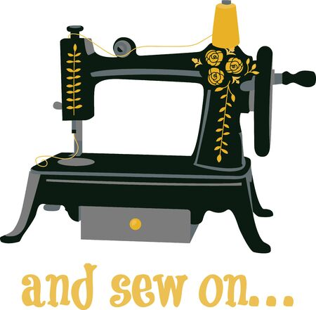 Sewing on hand cranks is a portable and fun handson activity.