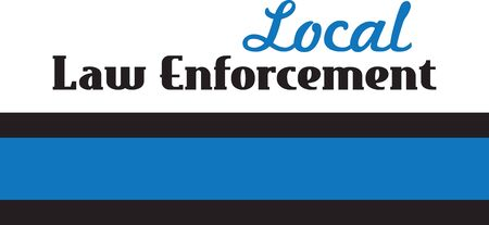 enforcement: the official organization that is responsible for protecting people and property