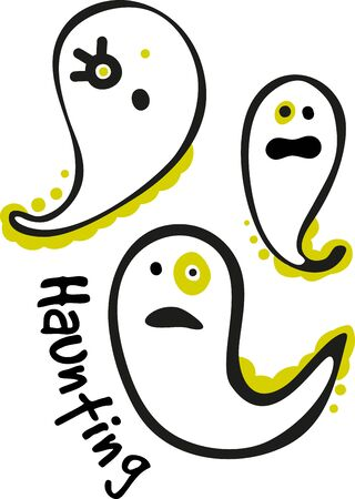 poltergeist: What would Halloween be without scary sounds...Check these ghosts and spooky spirits out