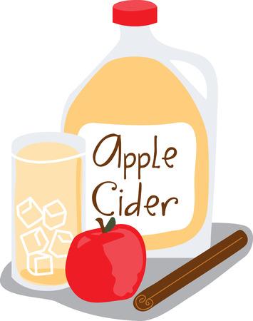 Pak de gezonde voordelen van rauwe appels met dit ontwerp door Borduurpatronen.