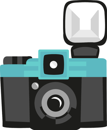 directly: A camera is an optical instrument that records images that can be stored directly transmitted to another location Illustration