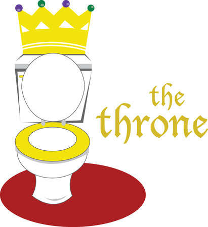 bath room: Pick these wide range of Thrones designed by Embroidery patterns