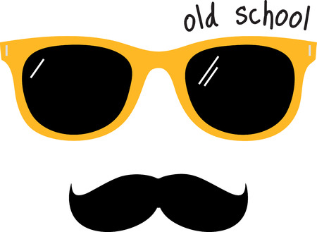 Mustache styles for every men. Look at all the mustache style and decide which one is best for you. Иллюстрация