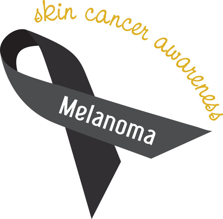 nodular: A Black Ribbon brings awareness to Melanoma. Choose Hope products are designed and created to provide humor inspiration and strength for melanoma survivors and their family and friends from Embroidery patterns