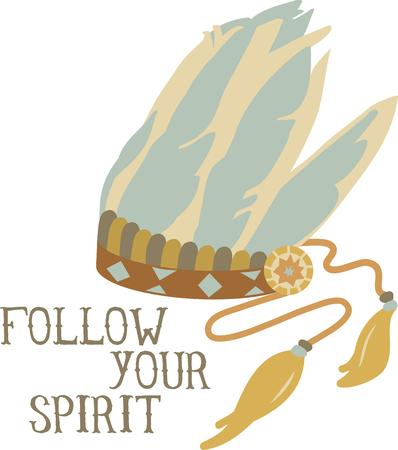 멀리 날아가서 실내 프로젝트에이 Native inspired 디자인으로 깃털의 평온한 정신을 즐기십시오.