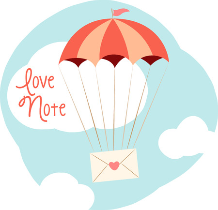 Valentine Letters will be best valentine gift for your sweetheart. Vector
