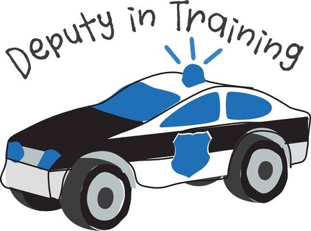 A police car is a ground vehicle used by police to assist with their duties in patrolling and responding to incidents.