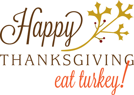 give thanks to: Time for Pure Family Celebration Lovely Thanksgiving gifts for one and all from Embroidery Patterns Illustration