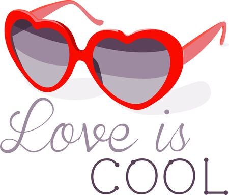 eyewear: You will look at the world with love with these fun Heart Shaped Valentine Glasses