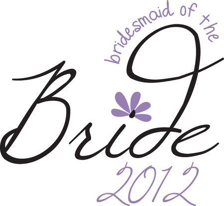 ifade: Turn this simple design into a style statement.  The design will add sparkle to bridal shower projects.