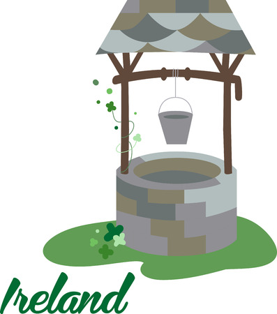 A wishing well is a term from European folklore to describe wells where it was thought that any spoken wish would be granted