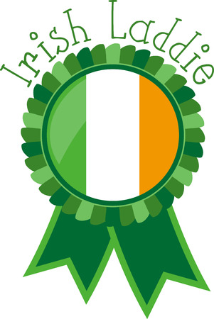 paddy: Wish your loved one with this Irish Ribbon ribbon designs by embroidery patterns.