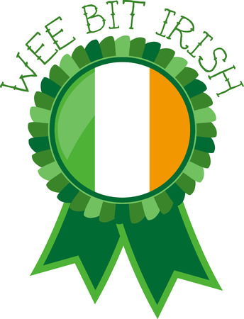 Wish your loved one with this Irish Ribbon ribbon designs by embroidery patterns.