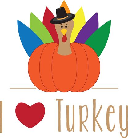 More Fun this Thanksgiving  add The Turkey collection from Embroidery Patterns