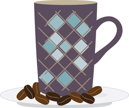 Start your day off right with a Cool Beans coffee mug made just for you.