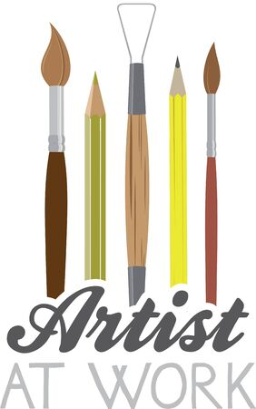 best way: A best way to express your emotions and feelings is to paint a picture by using this Artist tools.