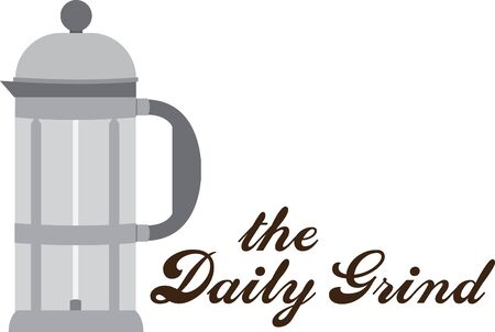 caffeinated: make excellent coffee with this french press