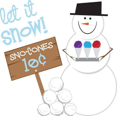 snow cone: Have fun making your own refreshing Snocones at home.