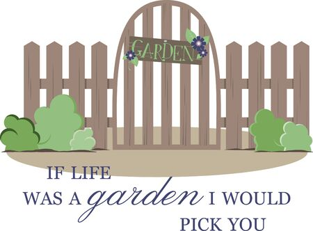 Make your garden look attractive with these gates.Make your garden look attractive with these gates.