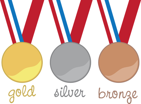 feel the exhilaration of victory with this medals