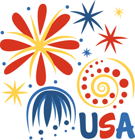 pyrotechnics: Add these Sparkles to your Collection and your 4th of July Celebrations will sparkle even more