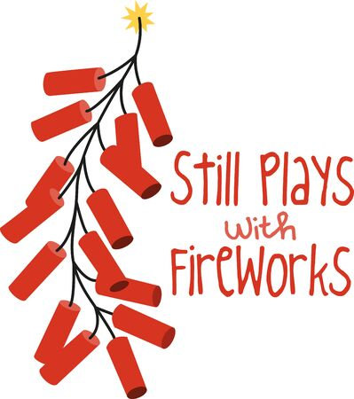 Let the Fireworks Festive Spirit Blast on this Independence Day 版權商用圖片 - 41530858