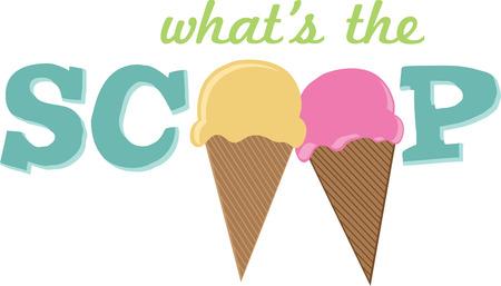 Life is like icecream enjoy it before it melts