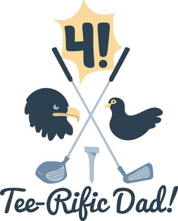 Golf  Ilustração