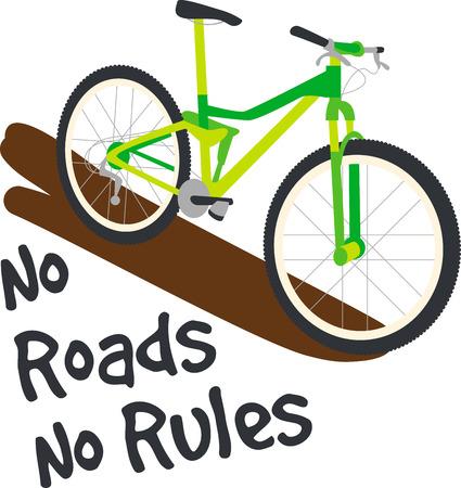 Enjoy an exhilarating mountain bike ride through the Green Mountain