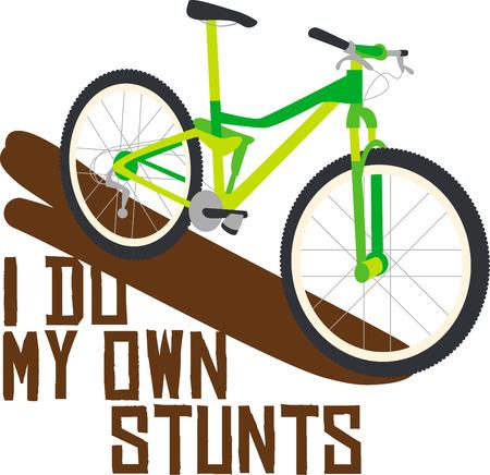 exhilarating: Enjoy an exhilarating mountain bike ride through the Green Mountain