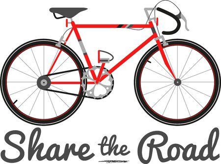 get ready: Preparatevi per alcuni grandi avventure in bicicletta per voi e la vostra famiglia con questo Red Road Bike