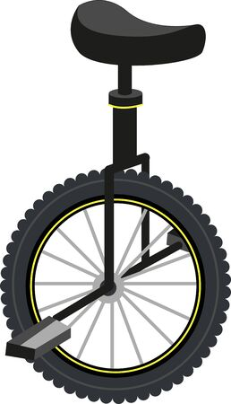 one wheel bike: A unicycle is not only fun it develops your balance and offers a great workout.