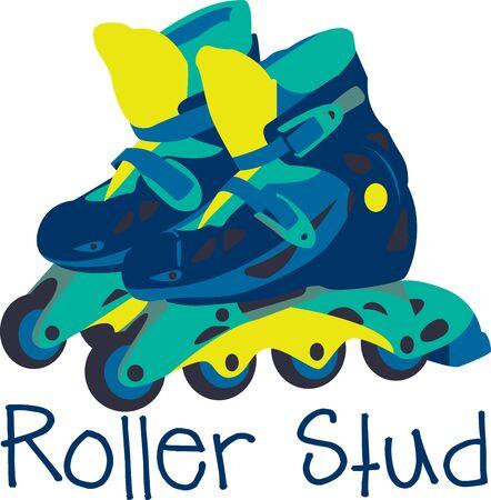 roller skates: Roller skates