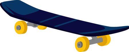 boarder: Skateboard