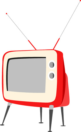 Television is a great equipment of education and entertainment. Add this retro design to a shirt.