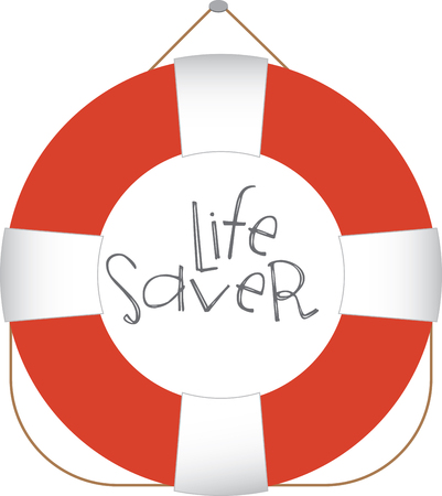 preserver:  life preserver  Illustration