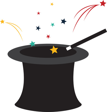 perform: With this amazing magic hat you can learn to perform magic tricks just like a professional magician
