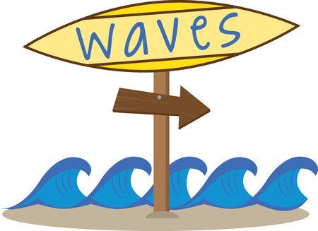 direction sign: You Speak in every curling wave and sing in every violent breeze.