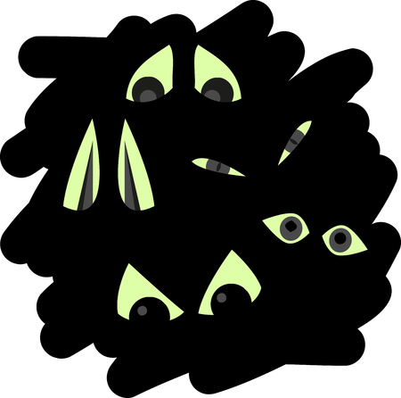 spooky eyes: Set a spooky mood with these creepy crawly spooky eyes