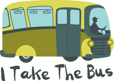 make public: A modern city bus is a now a key hardware to make public transport.