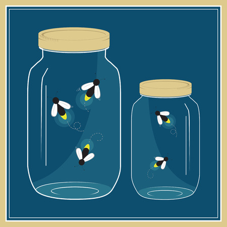 firefly: Treat your love like a firefly like it only gets to shine for a little while. Catch it in a mason jar with holes in the top and run like hell to show it off