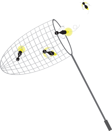 pretend: Explore your backyard with this toy bug catcher. Use the bug catcher to catch creatures or pretend to catch the bugs it comes with. Fun toy for pretend play.