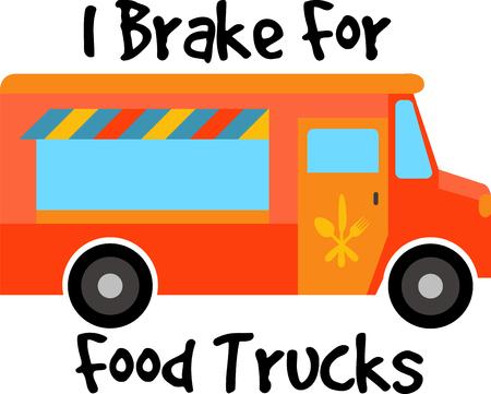craving: Lo que usted est� ansias encontrar los camiones para satisfacer su apetito. Vectores